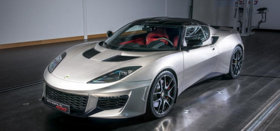 Lotus Evora now available at BOTB