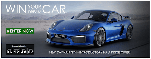 Porsche GT4 discounted at BOTB this week (with discount code!)
