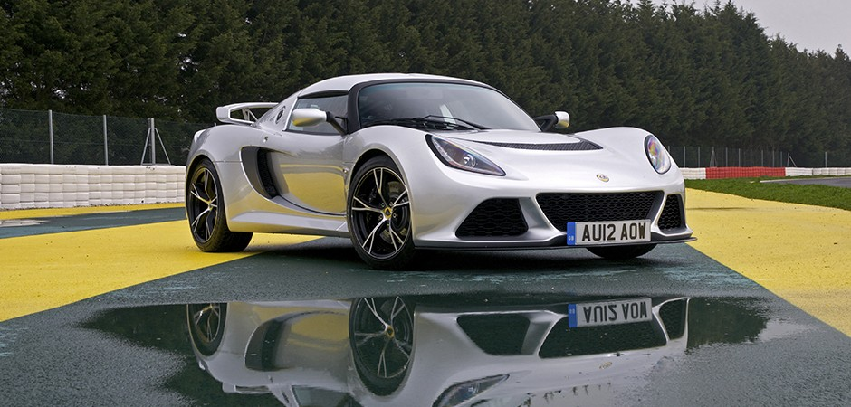 Lotus Exige V6 on offer this week at BOTB